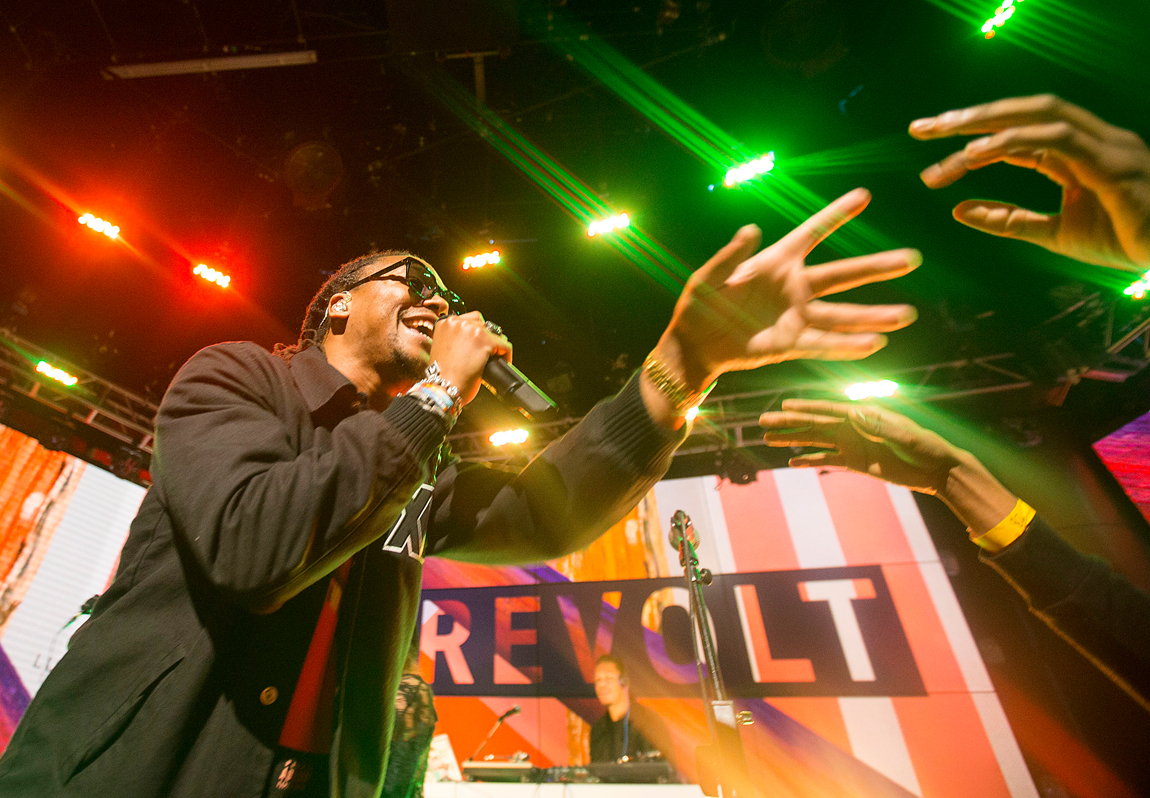REVOLT Live Season Two Premiere